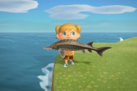 Animal Crossing New Horizons June Fish