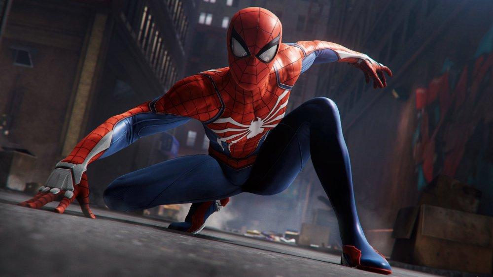 Peter Parker Spider-Man 2