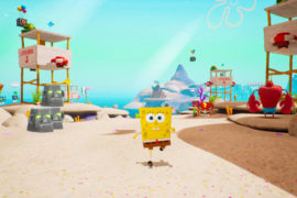 SpongeBob SquarePants Sand Mountain Golden Spatula Locations
