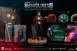 Bloodlines 2 Collector's Edition