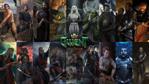 GWENT Master Mirror Expansion
