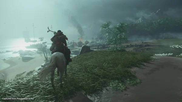 Ghost of Tsushima Horse Guide