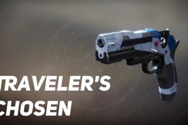 Destiny 2 Traveler's Chosen Exotic Sidearm Quest Guide