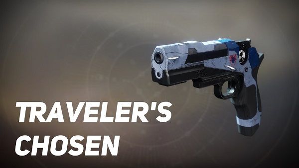 Destiny 2 Traveler's Chosen Exotic Sidearm Quest Guide