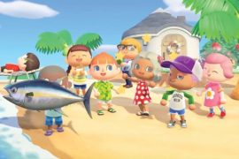 Animal Crossing: New Horizons July Fish