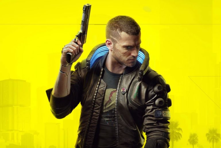 Cyberpunk 2077 Game Informer