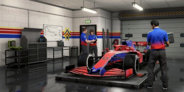 F1 2020 MyTeam Facilities Guide