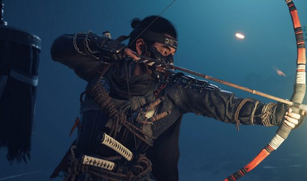 Ghost of Tsushima Ghost Weapons