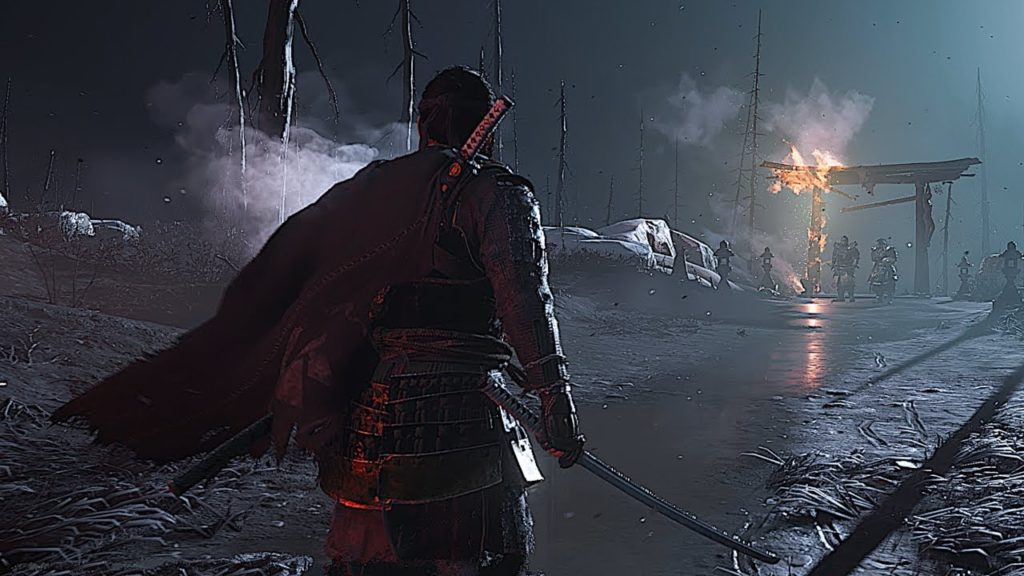 Ghost of Tsushima The Warrior's Code Walkthrough