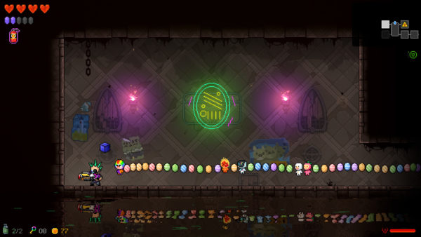 Neon Abyss God of Pill
