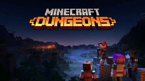 Start Minecraft Dungeons Jungle Awakens