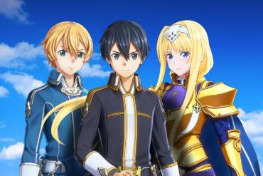 Sword Art Online Alicization Lycoris DLC Costumes