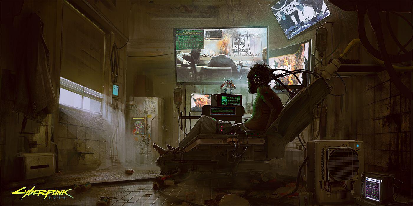 Cyberpunk 2077 Braindance Side Effects