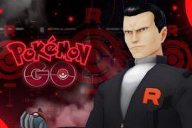 Pokemon Go Giovanni Counters