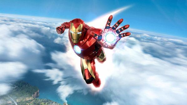 Iron Man VR Skins