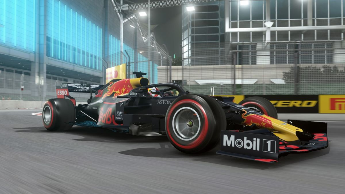 F1 2020 PC Optimization