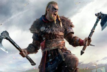 Assassins Creed Valhalla gameplay
