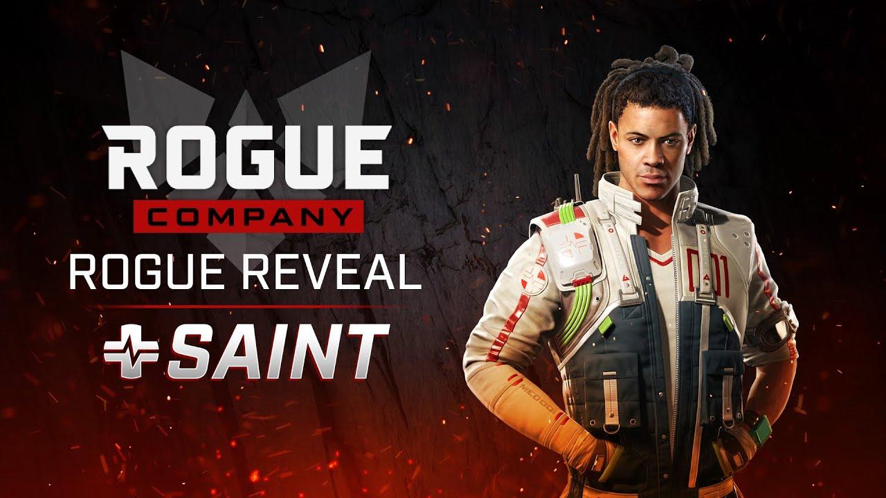Rogue Company Saint Guide