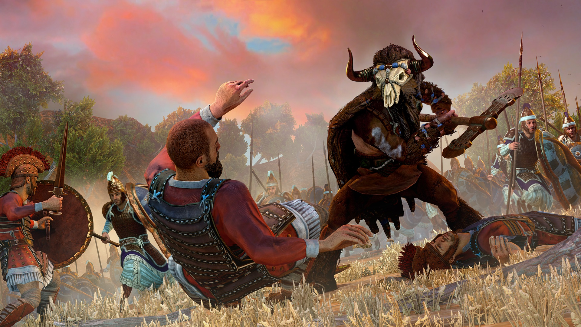 Total War Saga: Troy Gods and Religions Guide