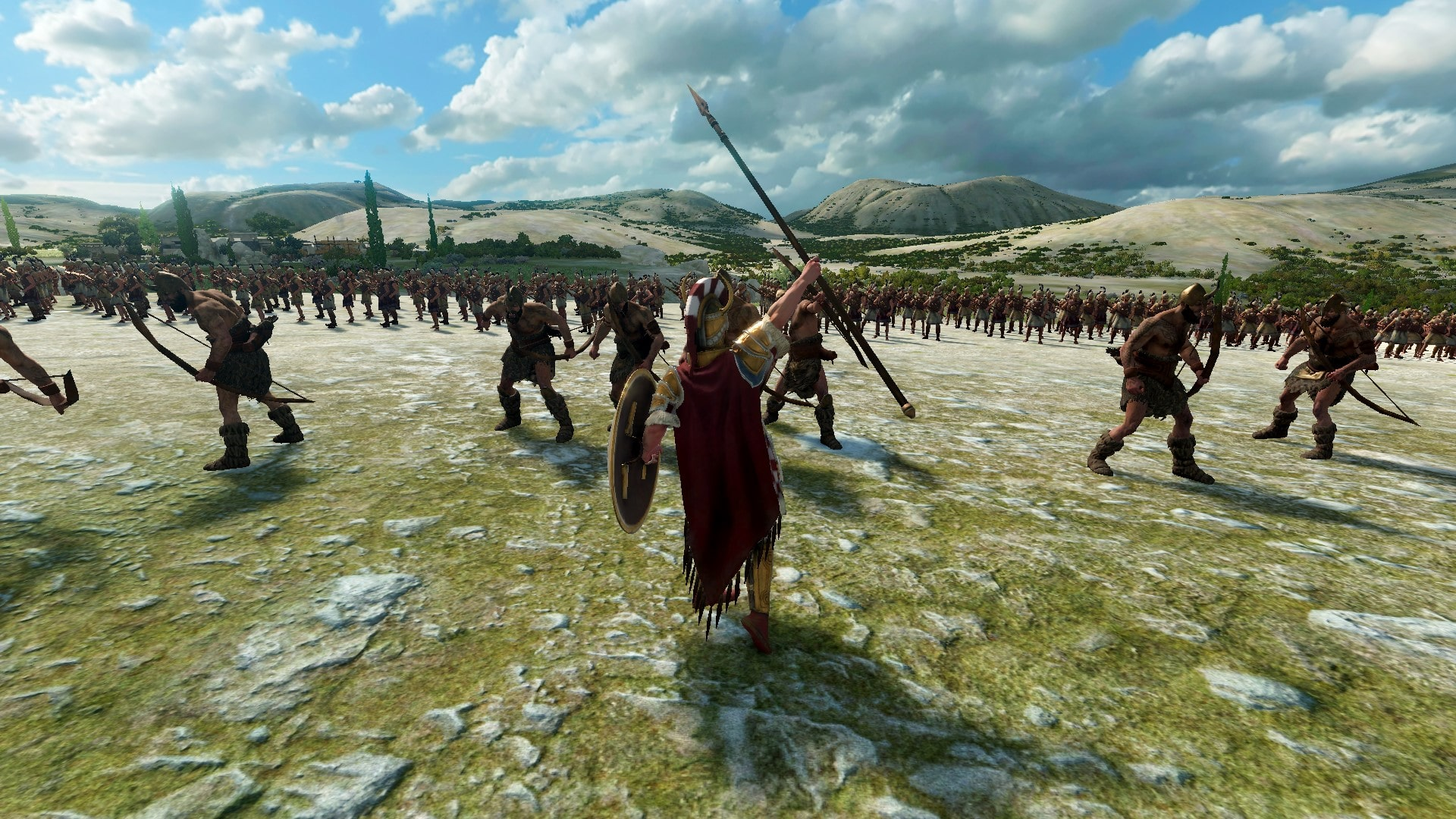 Total War Saga: Troy Replenishment Guide