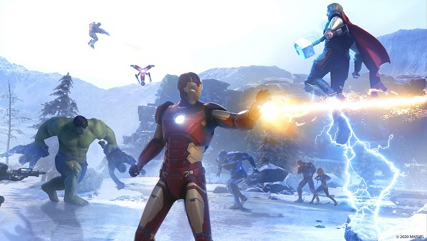 Avengers Post Game Content
