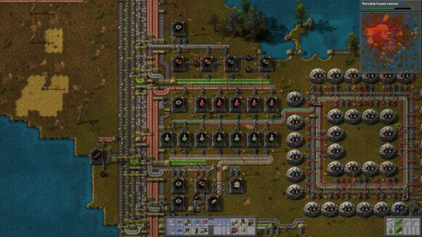 Factorio console commands