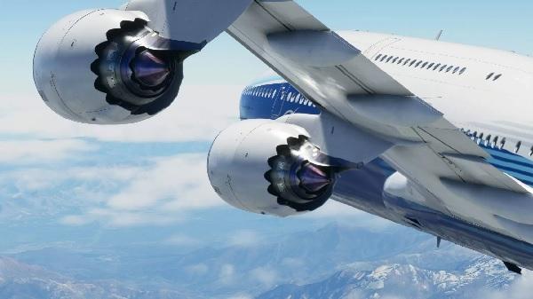 Microsoft Flight Simulator 2020 House