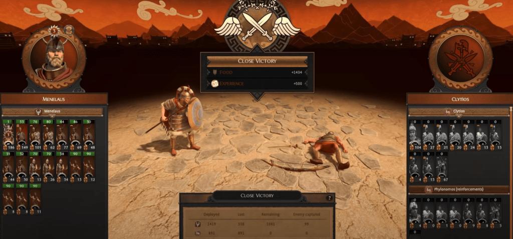Winning Battles