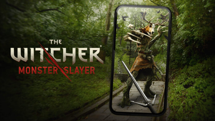 The Witcher Monster slayer