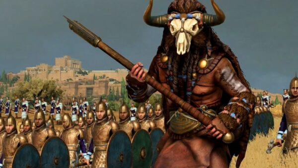 Total War Saga Troy Victory Conditions