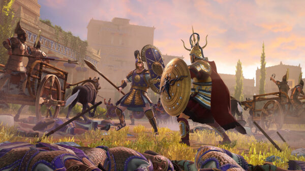 Total War Saga: Troy Agamemnon