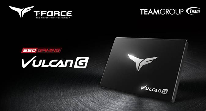 TEAMGROUP T-FORCE VULCAN G