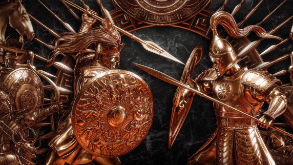 total war saga troy Achilles