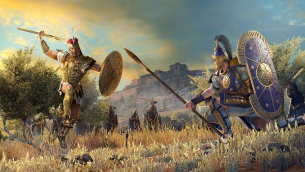 Total War Saga Troy Crash Fix