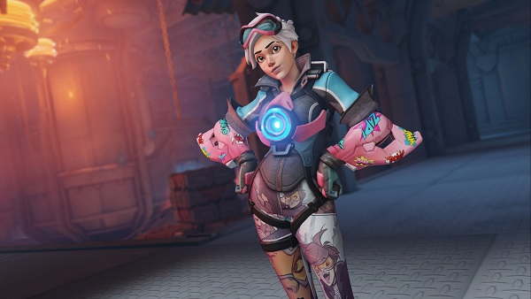 How to Unlock Comic Book Tracer in Overwatch