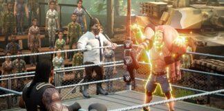 WWE 2K Battlegrounds Bagpipes