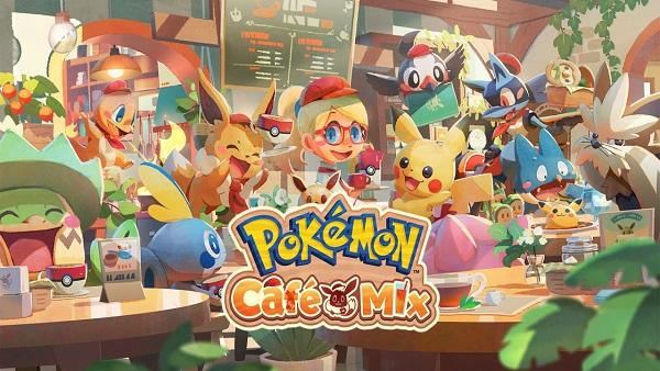 Pokémon Café Mix Captain Guide