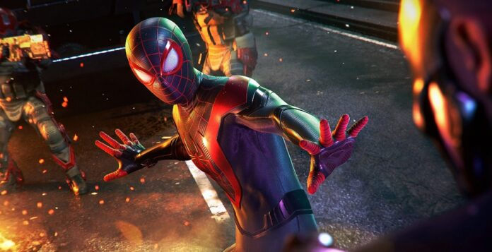 Spider-Man: Miles Morales Pre-Order