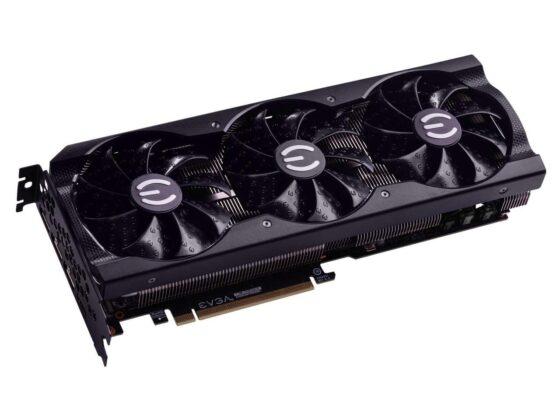 EVGA GeForce RTX 3080 XC3 BLACK