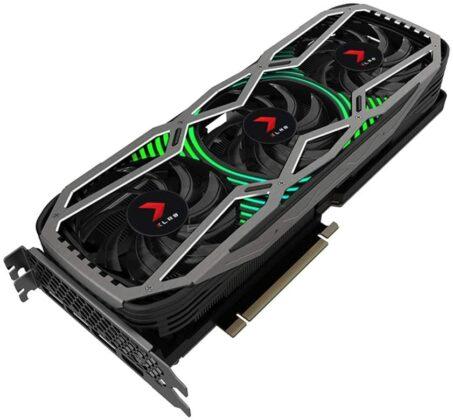 PNY GeForce RTX 3070 8GB XLR8 Gaming Epic-X