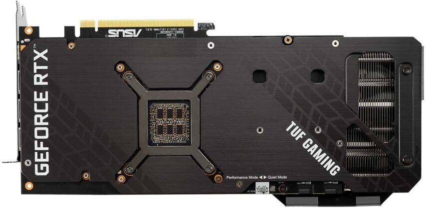 ASUS TUF Gaming NVIDIA GeForce RTX 3080