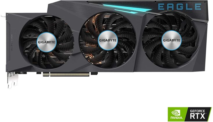 GIGABYTE GeForce RTX 3080 Eagle OC