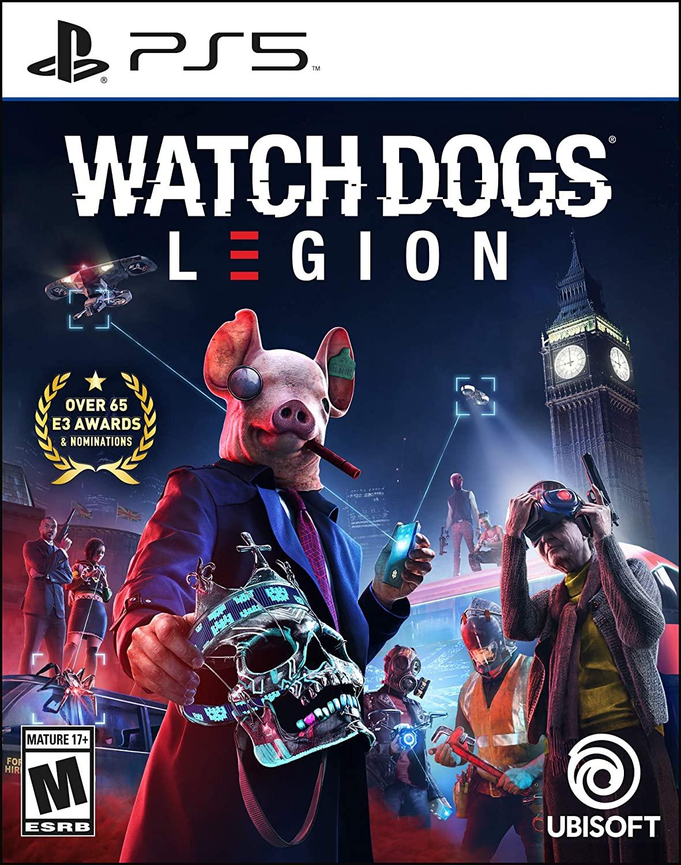 Watch Dogs: Legion - PlayStation 5 Standard Edition