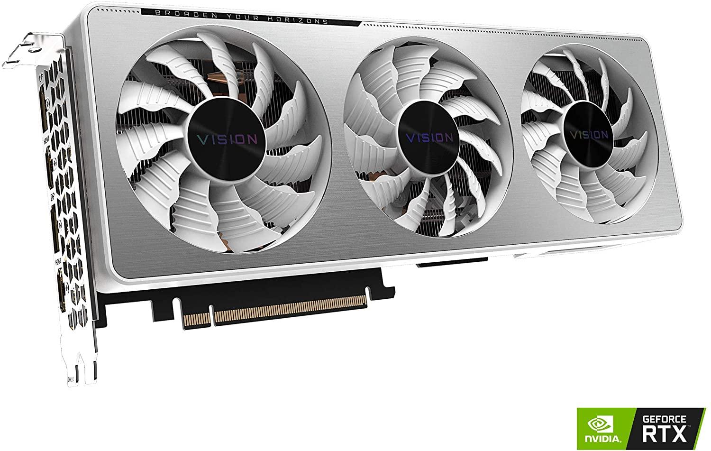 Gigabyte GeForce RTX 3070 Vision OC