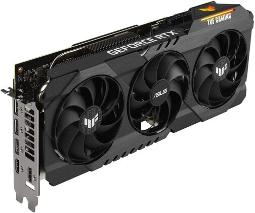 ASUS TUF Gaming NVIDIA GeForce RTX 3080 OC
