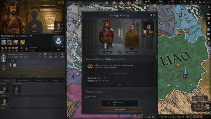 Crusader Kings 3 dynasty traits