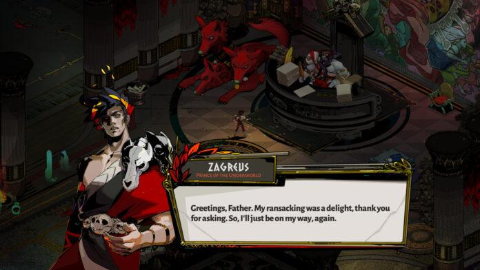 Hades True Ending