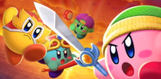 Kirby Fighters 2 Fighters