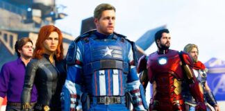 Marvels Avengers I Want to Be An Avenger