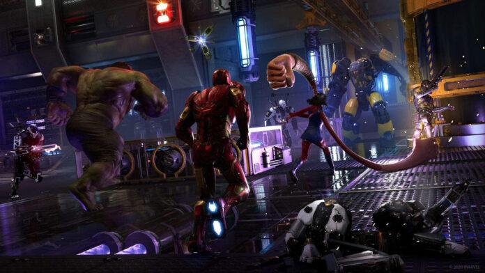 Marvel's Avengers challenge card farming
